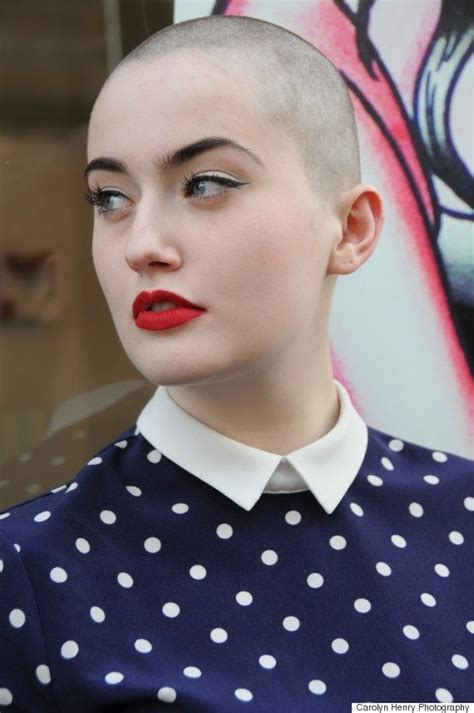 clothes for people with alopecia 17 best ideas about bald women fashion on pinterest