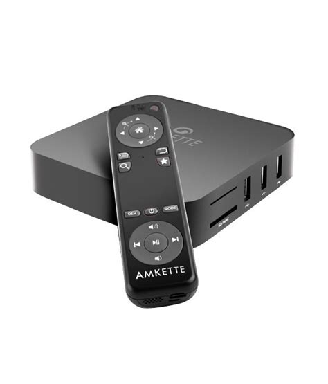 buy amkette evo tv at best price in india snapdeal