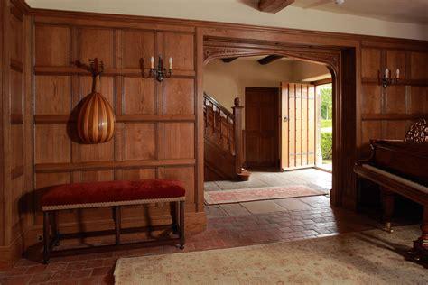 oak panelled room oak panelling stuart interiors