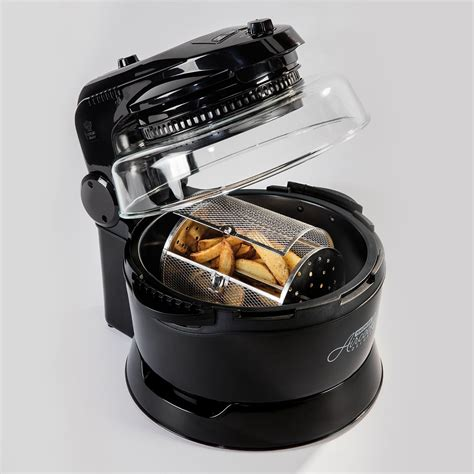 Kitchen Gift Basket Ideas by Halowave Aircooker Deluxe Halogen Air Cooker With Rotisserie