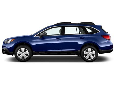 Subaru Outback 2 5i by Image 2017 Subaru Outback 2 5i Wagon Side Exterior View
