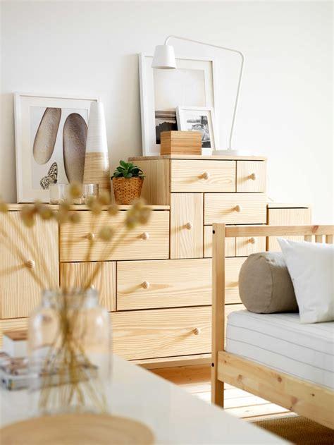 IKEA Österreich, Inspiration, Wohnzimmer, Holz, Kommode