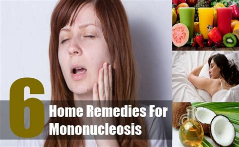 home remedies  mononucleosis search home remedy