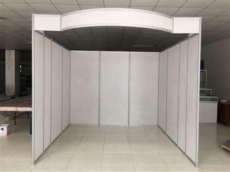 aluminium booth manufacturers 3x3 aluminum standard octanorm exhibition booth display