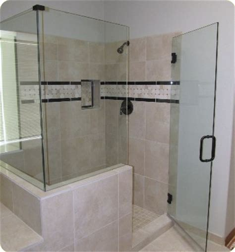 Custom Frameless Shower Glass Doors Seattle Bellevue Seattle Shower Door