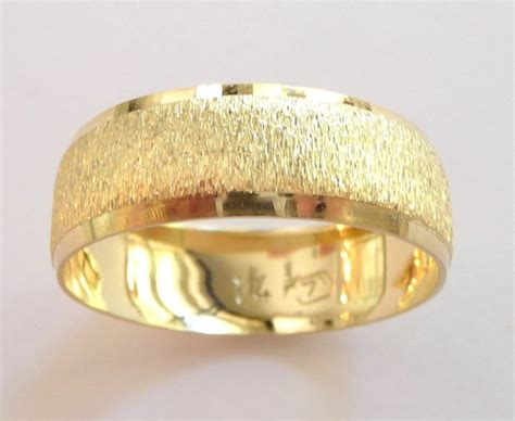 96 walmart mens gold wedding bands size of