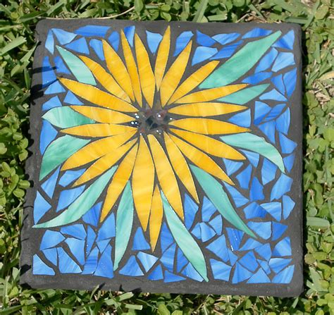 Mosaic Garden Stones by Diy Or Buy How To Make A Garden Mosaic Stepping