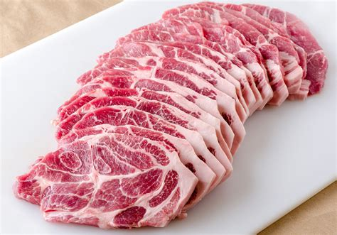 Kitchen Tip by Buy Kurobuta Pork Collars Pork And Ham