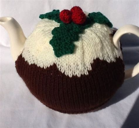 christmas knitted cozy 64 best all things tea cosies pudding images on pudding tea