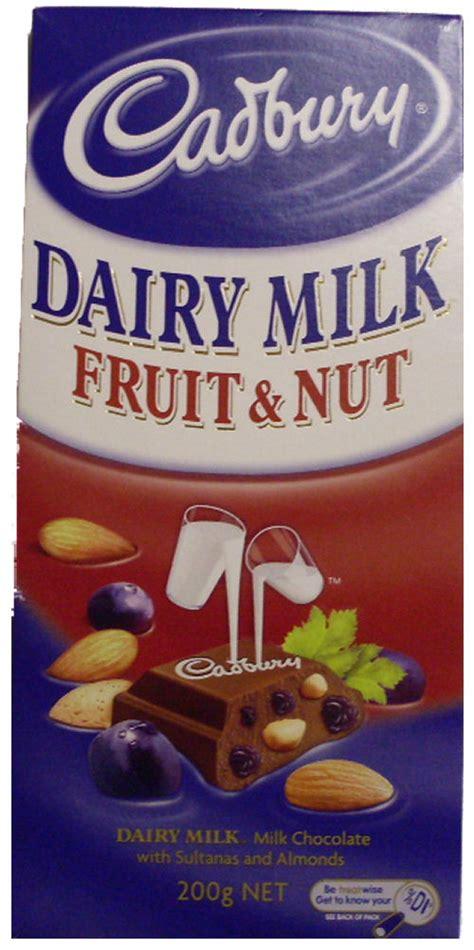 fruit n nut chocolate about australia australian food gift and souvenir shop