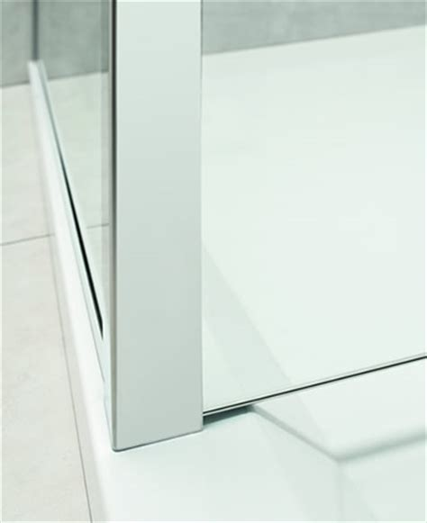 parete fissa doccia pareti doccia divisorie in cristallo calibe