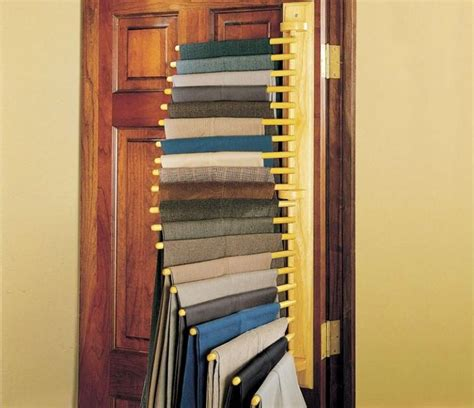 Trouser Rack by Wall Mounted Trouser Rack