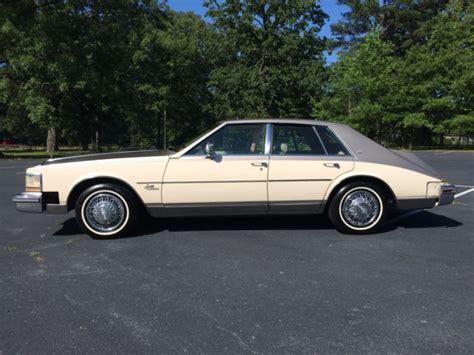1980 Cadillac Seville For Sale by 1980 Cadillac Seville Base Sedan 4 Door Classic Cadillac