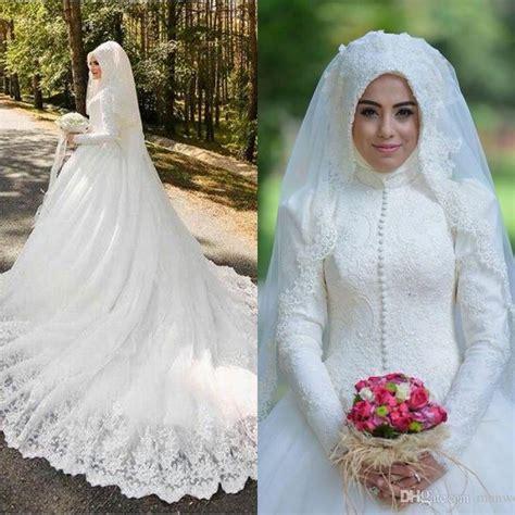 Wedding Muslim by Muslim Wedding Dresses All Dress