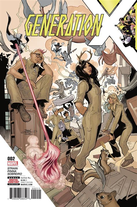 defenders vol 1 diamonds are forever marvel preview generation x 2 aipt