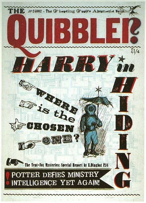 printable quibbler articles the quibbler