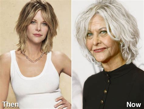 how does meg ryan look so young 52 celebrities who are aging terribly page 5 of 52