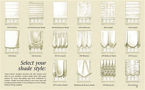 lshade styles shade styles window dressing sketchbook pinterest