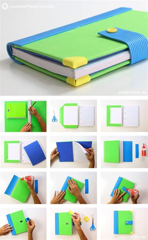 videos de como decorar libretas c 243 mo decorar libretas con goma eva manualidades