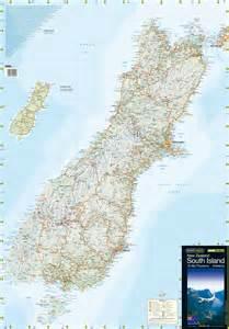 map south island south island kiwimaps
