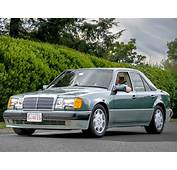 1993 Mercedes 500E Left Front View  CLASSIC CARS TODAY ONLINE