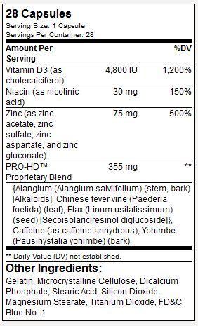 Suplemen Nutrisi Platinum Bcaa Muscletech Original jual bpi pro hd suplemen burner pria