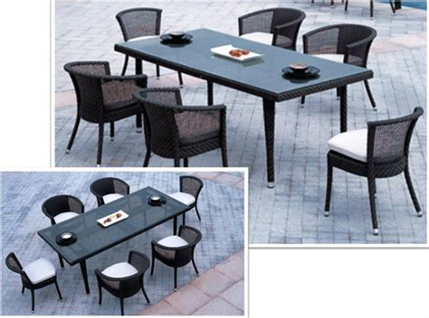 All Furniture by Woodware All Weather Furniture Dinning Collection