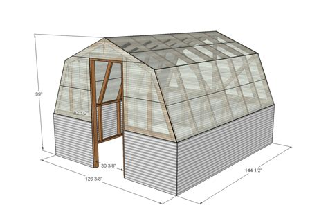home greenhouse plans crav barn style greenhouse plans