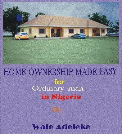 home ownership made easy for ordinary in nigeria
