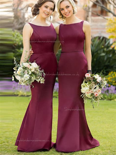 Discount Bridesmaid Dresses by Cheap Burgundy Bridesmaid Dresses Uk Discount Wedding