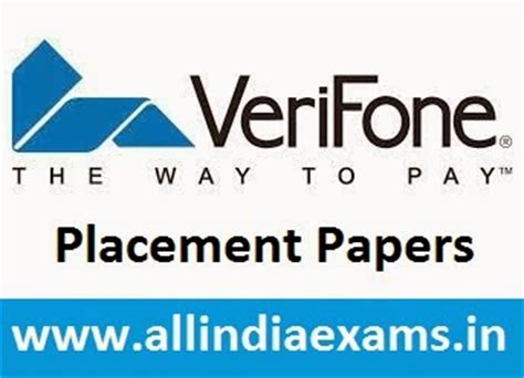 Whu Mba Placements by Verifone Placement Papers Pdf 2017 2018