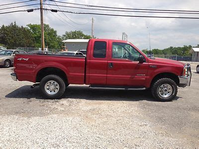2001 ford f250 super duty diesel purchase used 2001 ford super duty xlt f 250 7 3 powerstroke diesel 4x4 no reserve in
