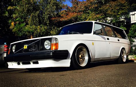 modified  volvo  wagon  sale  bat auctions sold    september