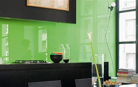 Glass Splashbacks are an excellent alternative to tiles in