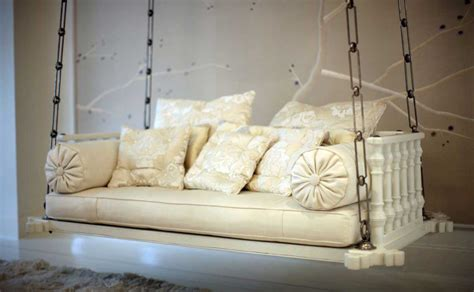 Hanging Sofa Swing by Marked Gwyneth Paltrow S Tribeca Apartment Luxe