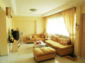 Yellow Living Room Color Ideas » Home Design 2017