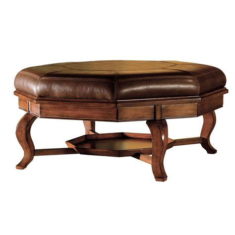 cocktail tables with ottomans leather ottoman cocktail table coffee tables shop at