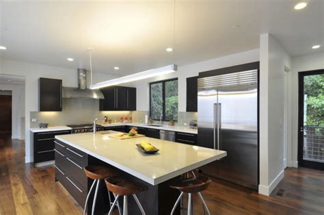 hypnotic kitchen islands with seating overhang also white menlo oaks residence 183 more info