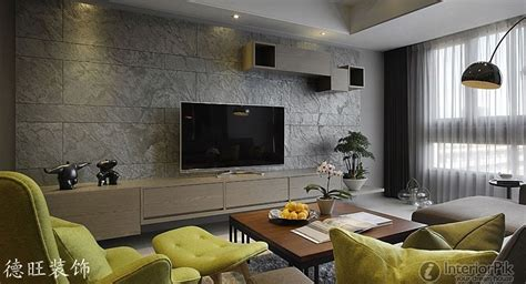 wall tiles living room minimalist tv background wall tiles decorate the living
