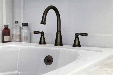 moen bathtubs faucet com 86924brb in mediterranean bronze by moen