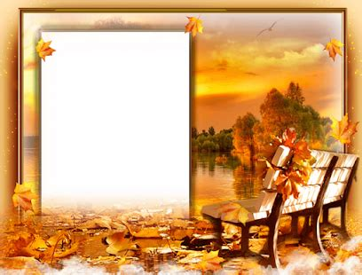 love autumn photo frames android apps on google play