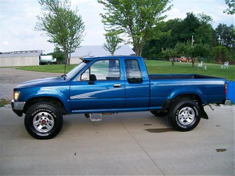 1994 Toyota Truck 1994 Toyota Spec
