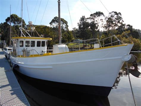 used commercial fishing boats for sale wilson cray boat recreational fishing leisure commercial