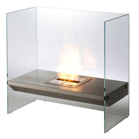 Ventless Modern Fireplace by Ecosmart Igloo Modern Ventless Designer Fireplace