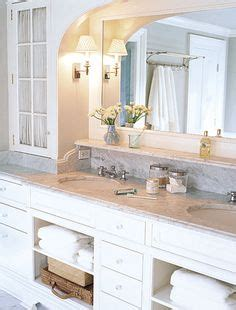 shalllow shelf under cabinets gets stuff off counter 1000 images about bathroom ideas on pinterest vanities