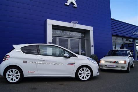 peugeot build and price peugeot le mans dealer creates 208 rallye concept should