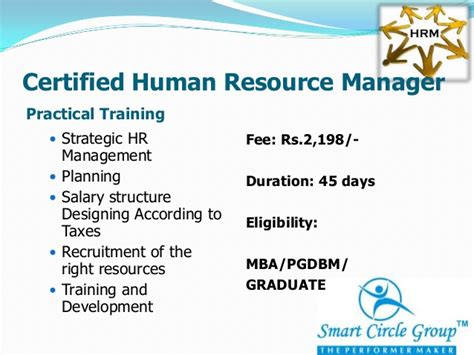 Mba Strategic Management Salary by Smart Circle Solutions