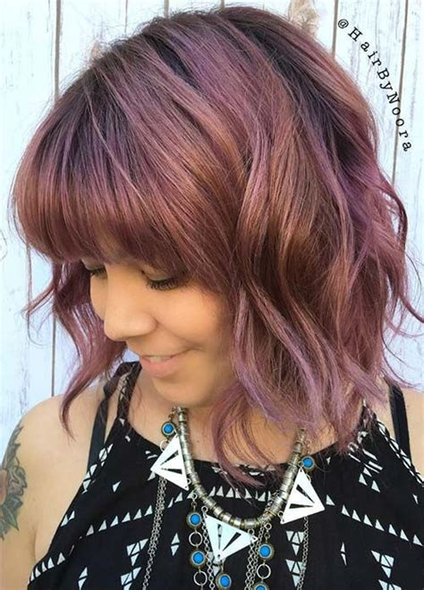 edgy haircuts with bangs best 25 edgy medium haircuts ideas on pinterest edgy
