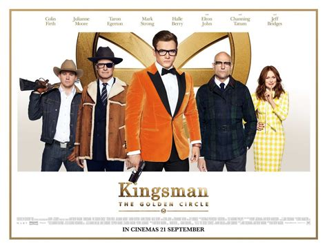 Giveaway Movie - kingsman the golden circle movie giveaway
