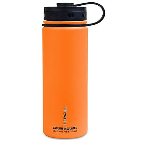 Berkualitas K 7 Thermo Water Jug 1 7 L buy fifty fifty wall vacuum insulated 18 oz water bottle with wide in orange from